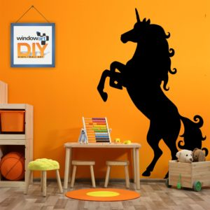 DIY_GW5 (Unicorn) Black