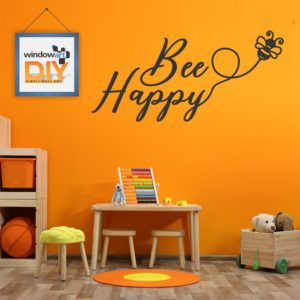 DIY_TK4 (Bee Happy) Black & White