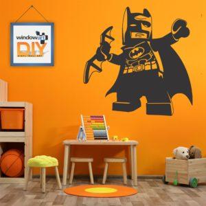 DIY_WB11 (Lego Batman) Black
