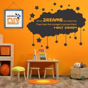 DIY_WB3 (Walt Disney) Black