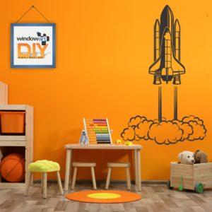 DIY_WB4 (Space Shuttle) Black