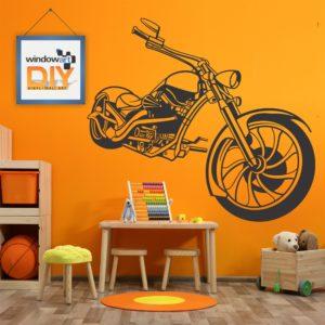 DIY_WB7 (Motorcycle) Black