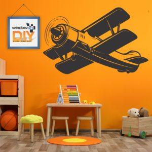 DIY_WB8 (Airplane) Black