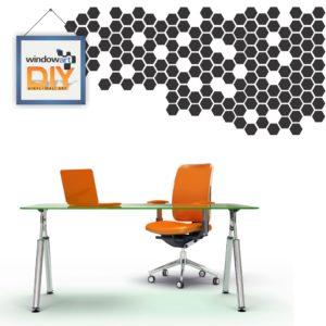 DIY_WC7 (Honeycomb) Black