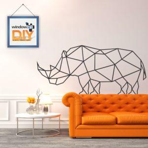DIY_WN17 (Polygon Rhino) Black