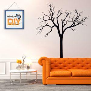 DIY_WN9 (Naked Tree) Black